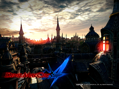 Devil May Cry 4 Wallpapers