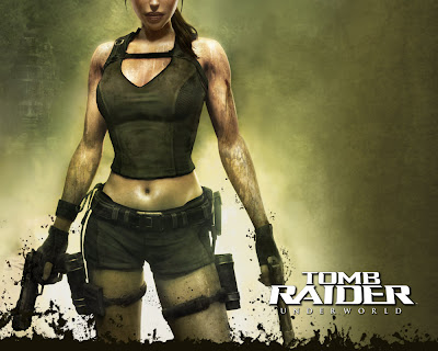 tomb raider underworld wallpaper desktop