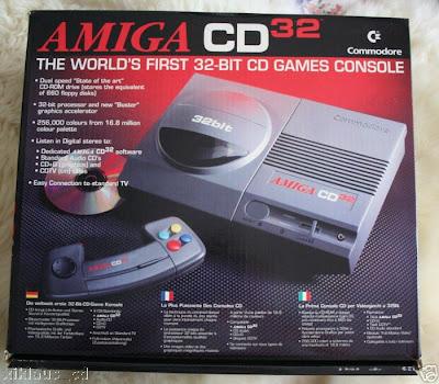 Amiga CD 32