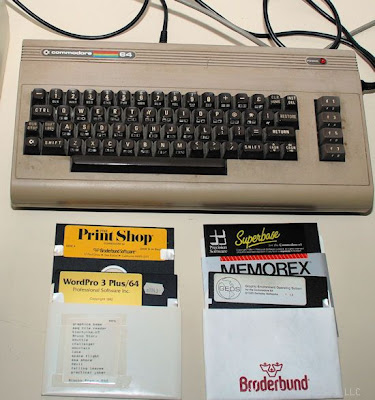 CBM Commodore 64 C64