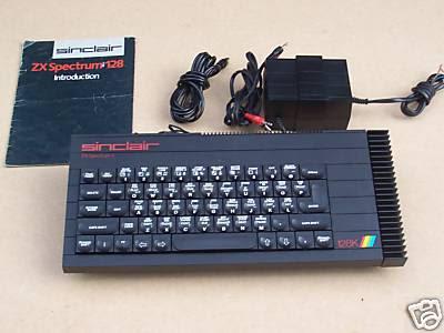 Sinclair ZX Spectrum 128 128k