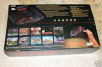 atari jaguar box back