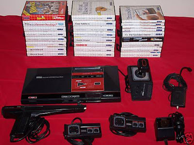 Sega Master System Power Base SMS 1