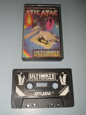 Atic Atac by Ultimate