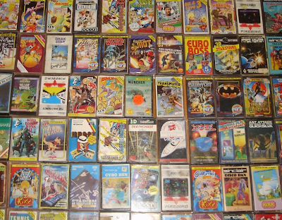 Spectrum Tapes Games