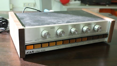 Atari Video Music C240 C-240 C240
