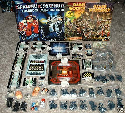 Space Hulk Games Workshop