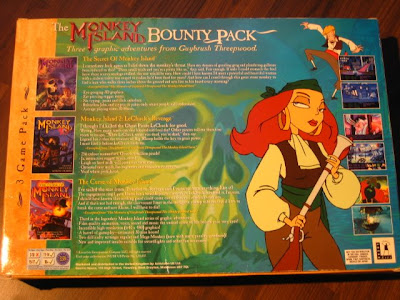 Monkey Island Bounty Pack