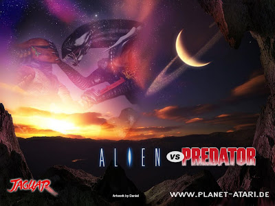 Alien vs Predator Atari Jaguar wallpaper