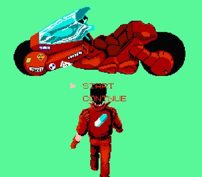 Akira Famicom
