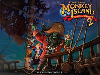 Monkey Island 2: LeChuck's Revenge SE ipad