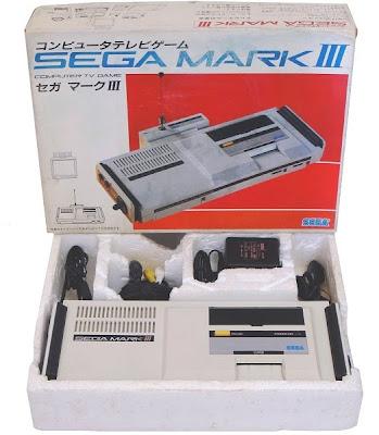 Sega Mark III console