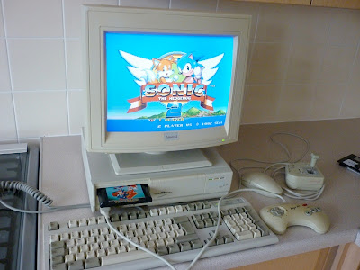 Amstrad Mega PC