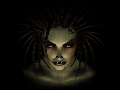 Kerrigan Wallpaper Starcraft