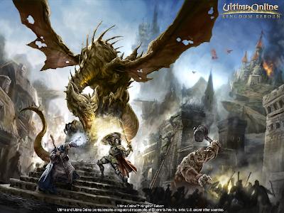 Ultima Online Wallpaper