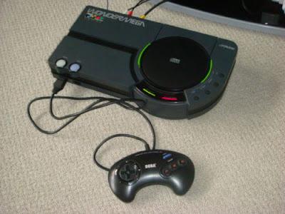 Sega Victor Wondermega