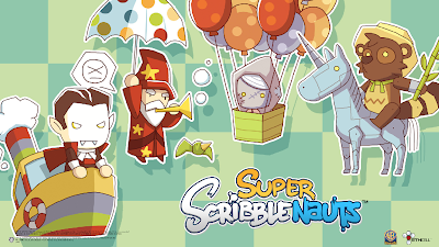 Super Scribblenauts HD desktop