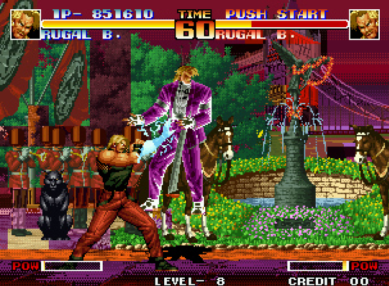 The King of Fighters '94 (Neo Geo)