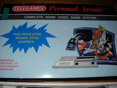 Telegames Personal Arcade