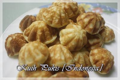 Resepi Kuih Pukis Recipe