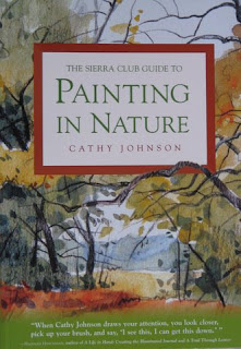 the sierra club guide to painting in nature book libro guia para pintar en la naturaleza acuarela watercolor plen-air outdoor painting