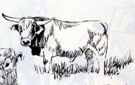 acuarela watercolor como aprender a dibujar vacas