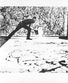 jackson pollock dripping pintor pintura