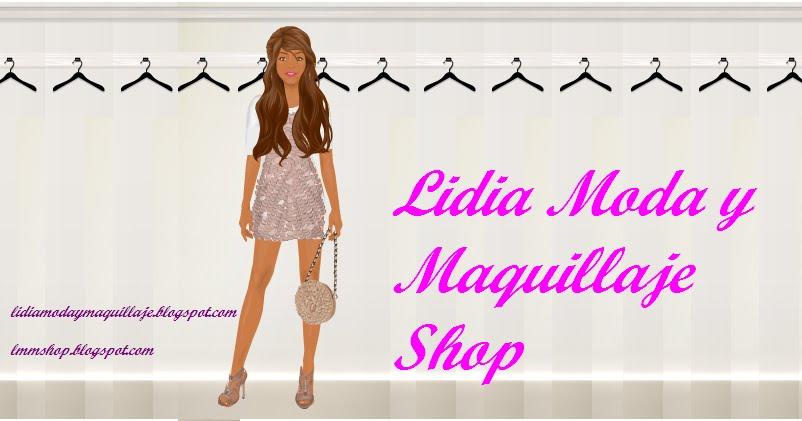 SHOP Lidia Moda y Maquillaje