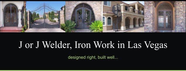 Iron Work Las Vegas