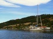Huon River    Tas