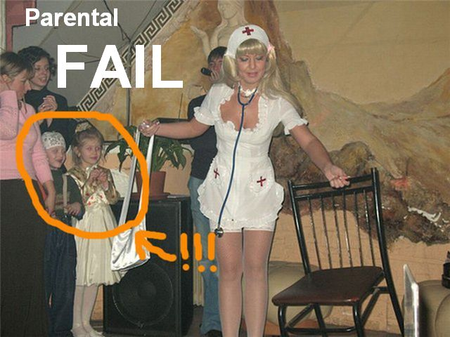 parent fails