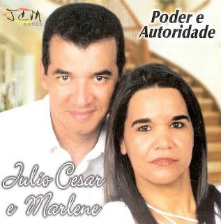 Julio César & Marlene – Poder e Autoridade (199?) | músicas