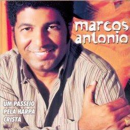 Marcos Ant�nio - Um passeio pela harpa Crist� - Vol. 01