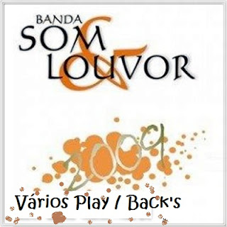 Banda Som e Louvor - V�rios Playbacks 2009