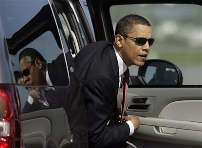 President Obama one cool dude