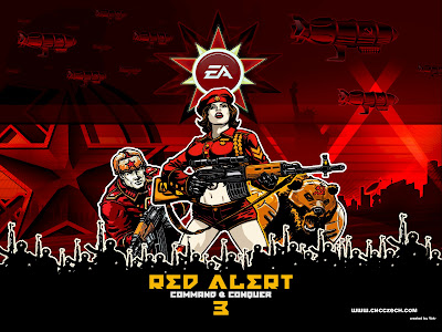 red alert wallpaper. Red Alert 3 quot;Uprisingquot;