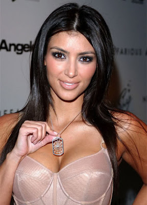 Kim Kardashian sweet photos