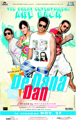 De Dana Dan Movie Posters photo