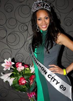 Rachel Christie Miss England 2009 sexy photos