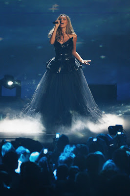 Leona Lewis Performs at MTV Europe Music Awards 2009 photo