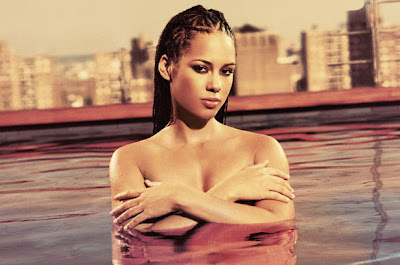 Alicia Keys latest album photos