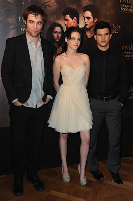 New Moon' Photocall in Paris photo