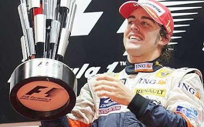 Fernando Alonso to Ferrari in 2010 pictures