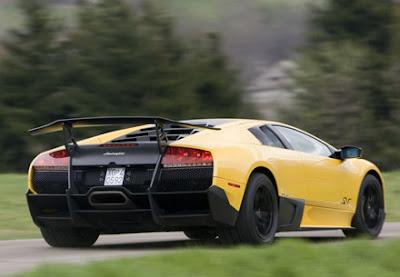 Lamborghini Murcielago LP670-4 SV Roadster Car pictures pics