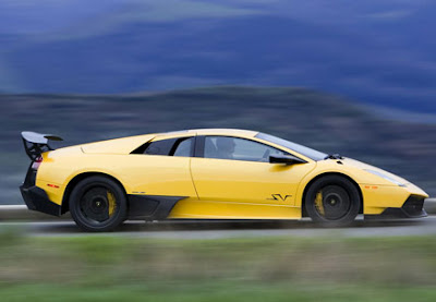 Lamborghini Murcielago LP670-4 SV Roadster Car pictures images