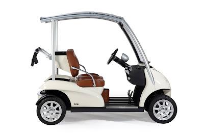 World's Most Exclusive Golf Cart photos