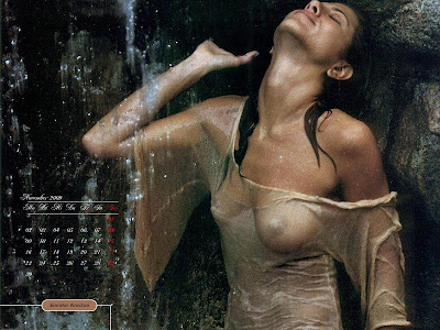 Jennifer Aniston Desktop Calendar december pics