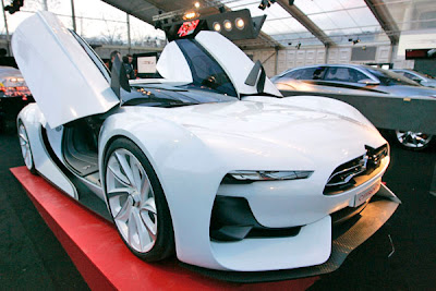 The Future Car Citroen GT pictures, The Future Car Citroen GT images, The Future Car Citroen GT photos, The Future Car Citroen GT trail video