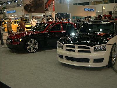 LA Auto Show 2009 pictures