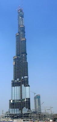dubai tower pics
